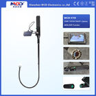 IP68 Flexible Under Vehicle Inspection Camera LCD Display DVR Function