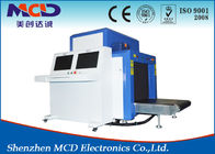 High Penetration MCD-10080 X Ray Baggage Scanner Electric Drum Transmission Mode