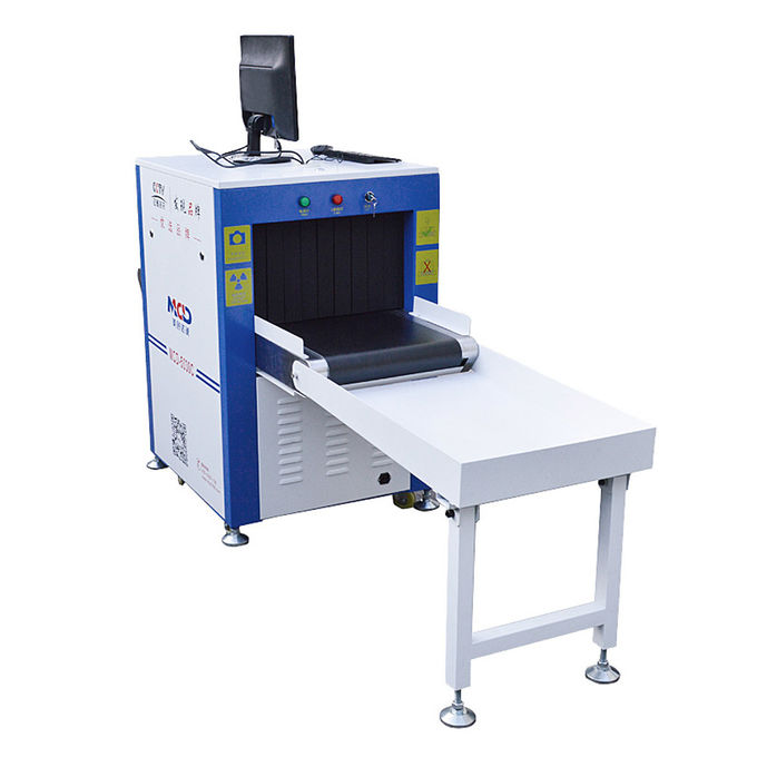 500*300 High Performance Tunnel Size Baggage Scanner Machine 500(W)*300(H)mm 1